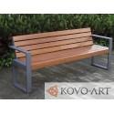Designová lavička Leona - Novinka roku 2014