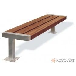 Parková lavička Profi