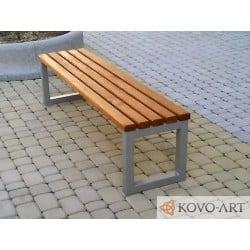Venkovní lavičky Mono