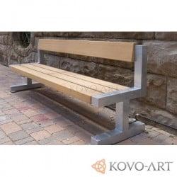 Venkovní lavičky Vincent