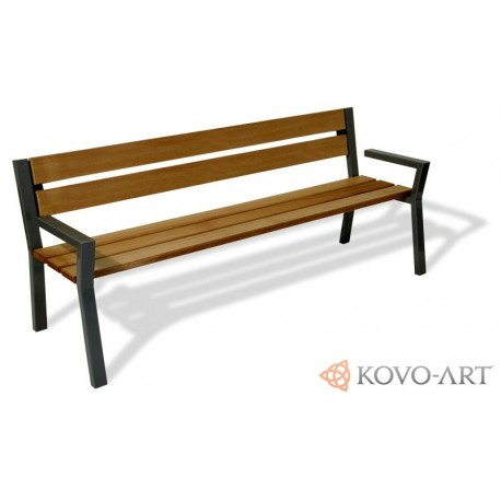 Parkové lavičky Karim