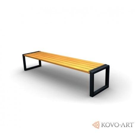 Flip lavičky- model bez opěradla