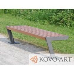 Venkovní lavičky Dynamic