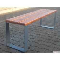 Parkové lavičky Brusel
