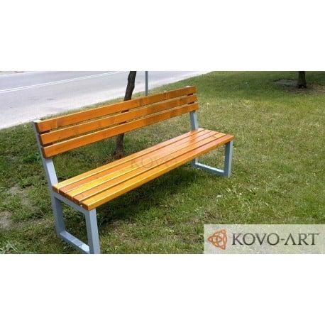 Parkové lavičky Genk