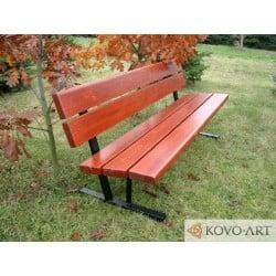Seniorská lavička Lotas