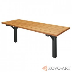 Venkovní stůl Karin