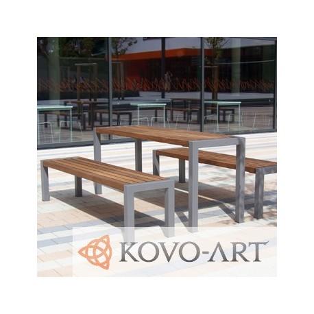 Souprava lavičky se stolem Centrum