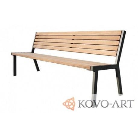 Parkové seniorské lavičky Bolzans
