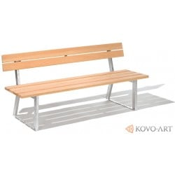 Venkovní lavičky pro seniory Arts