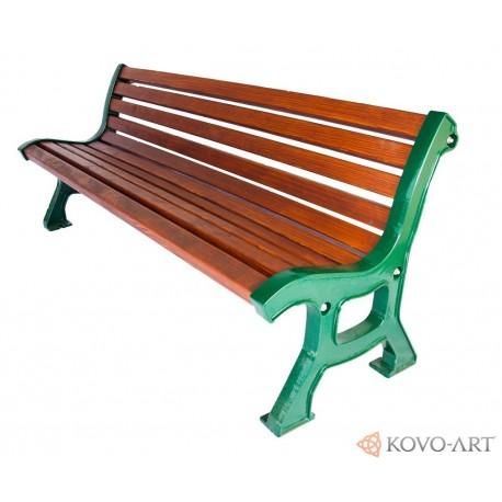 Lavička litinová Italie - litinové lavičky