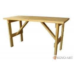 Dřevěný stůl Teodor