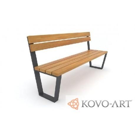 Venkovní lavičky Bela