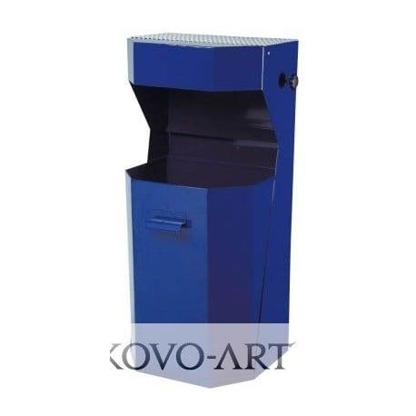 Odpadkový koš s popelníkem