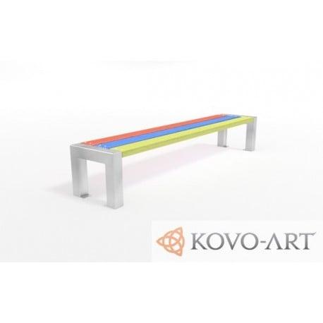 Dětská parková lavička
