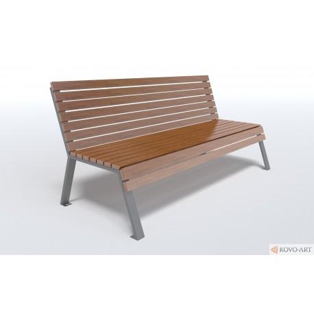 Parková lavička Gold
