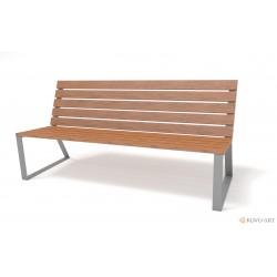 Parková lavička Caro