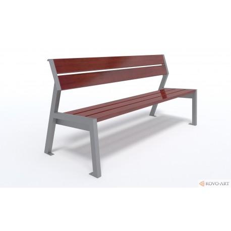 Designová lavička Rocco