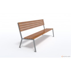 Parková lavička Gres