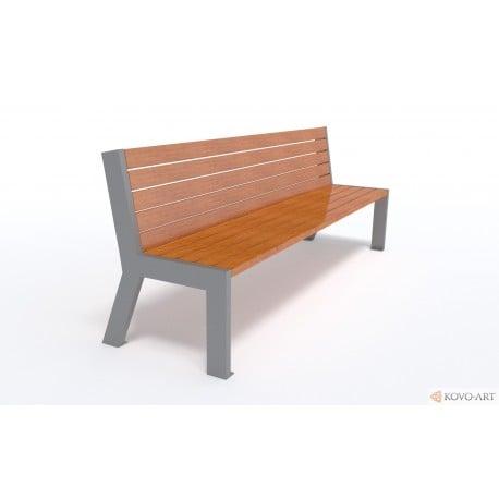 Parková lavička Luco