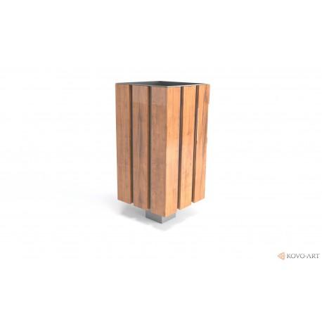 Parkový odpadkový koš Box