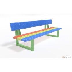 Dětská parková lavička Ester
