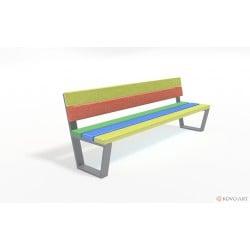 Parková dětská lavička Dita