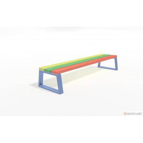 Dětská lavička Delta