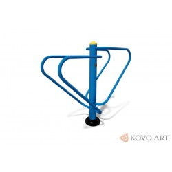 KovoFit Venkovní fitness stroj Bradla