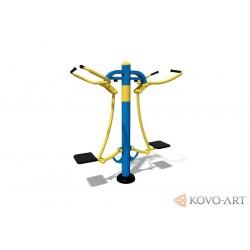 KovoFit fitness stroj 3