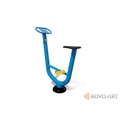 KovoFit Venkovní fitness stroj Rotoped