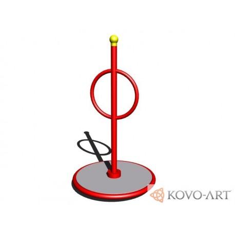 Kolotoč na stání KO071K - celokovový