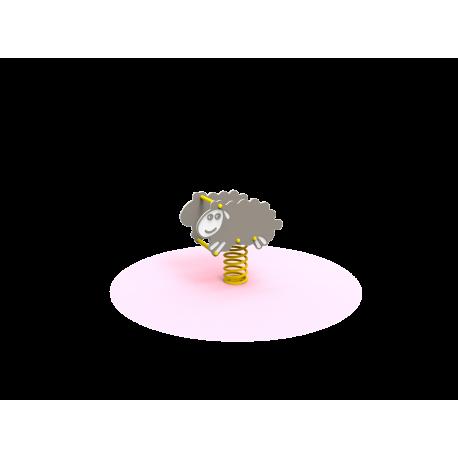 Pružinové houpadlo Ovce