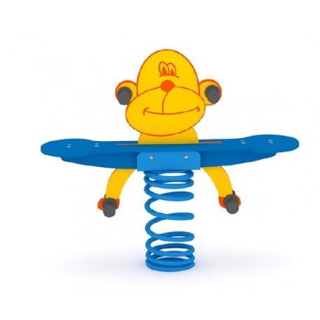 Pružinové houpadlo Opička