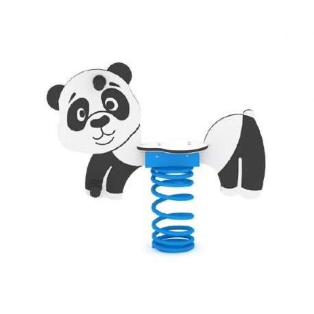 Pružinové houpadlo PANDA