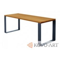 Kovový stůl Brusel - kovový nábytek